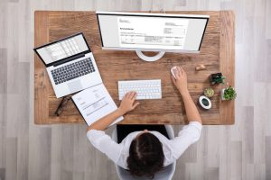 how to create an invoice plan